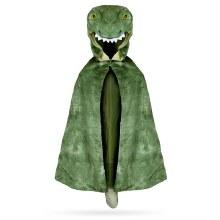 Cape à capuche T-Rex (4-5ans)