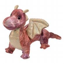 Kayda pink - Dragon Mauve