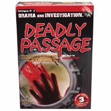Drame et Enquête - Deadly Passage (Ang.)