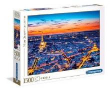 Casse-tête, 1500 mcx - Vue de Paris