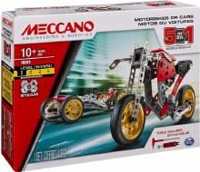 Meccano - Moto de course