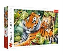Casse-tête 1500 mcx - Deux Tigres