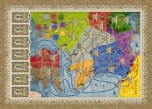 Concordia: Map Gallia Corsica