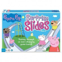 PeppaPig - Surprise slide