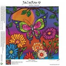 Jacarou Diamants - Papillon