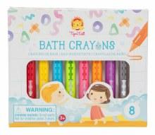 8 Crayons de bain