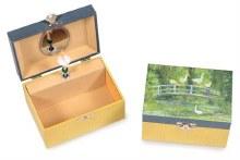 Boîte de bijoux - Oie sur le Pont