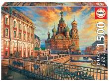 Casse-tête 1500 mcx - Saint-Petersbourg