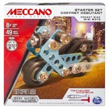 Meccano - Débutant - Mini Moto
