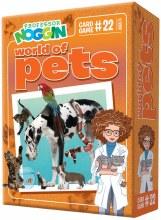 Professor Noggin - World of Pets