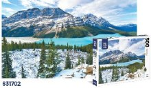 Casse-tête 500 mcx - Alberta