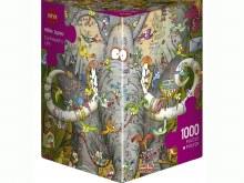 Casse-tête 1000 mcx - Elephant's Life