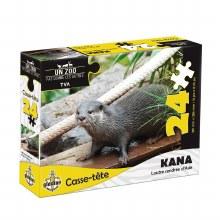 Casse-tête 24mcx - Kana Loutre