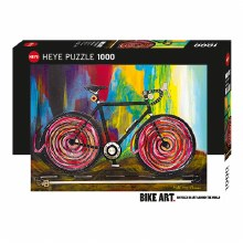 Casse-tête 1000 mcx - Bike Art