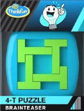 Pocket Brainteaser - 4T Puzzle