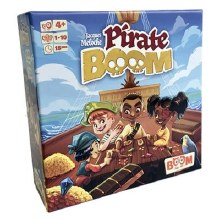 Trésor du Pirate Boom!