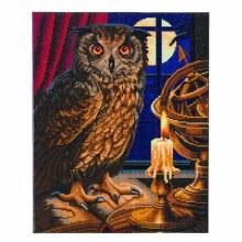 Crystal Art - The Astrologer Owl - Large