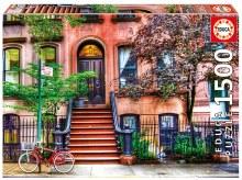 Casse-tête 1500 mcx - Greenwich Village