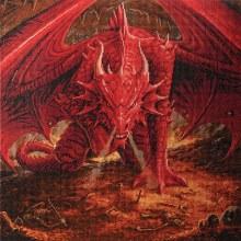 Crystal Art - Dragon's Lair - X-Large