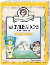 Professeure Caboche - Civilisation Anciennes