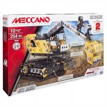 Meccano - Pelleteuse 2 en 1