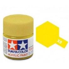 Peinture Tamiya - X-8 Jaune