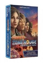 Pandemic - Zone Rouge, Amérique du nord (Fr.)