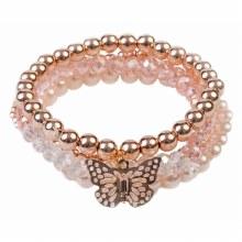 Bracelets - Blush