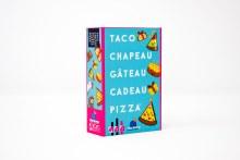 Taco, Chapeau, Gâteau, Cadeau et Pizza