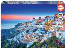 Casse-tête 1500mcx - Santorini