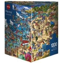 Casse-tête 1000 mcx - Seashore