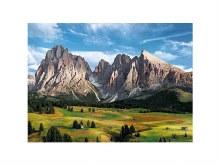 Casse-tête 1000 mcx - Les Alpes