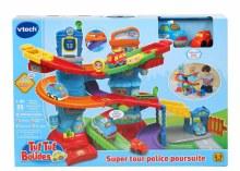 Tut Tut Bolides - Super Tour police poursuite