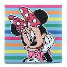 Diamond Dotz - Minnie Stripes