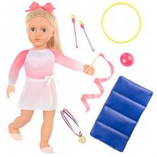 Gymnaste Diane