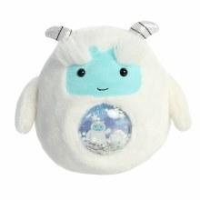 "Snowglobe Bellies Yetis 5"""