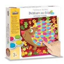 Crealign - Peinture au doigt facile - Animaux
