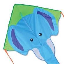 Cerf-Volant - Easy Flyer LG - Éléphant Bleu