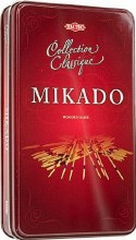 Mikado Boîte de Métal