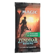 Mtg - Zendicar Rising set booster