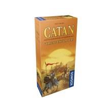 Catan - Ville et chevalier - 5 à 6 joueurs (ext. Fr.)