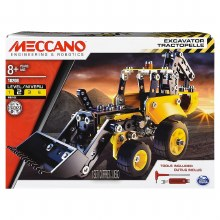 Meccano - Retrocaveuse