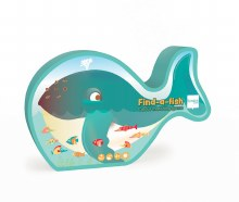 Find-à-Fish Jeu de couleurs