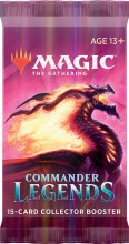 Mtg - Commander Legends Collector Booster