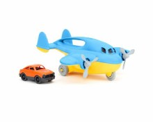 Avion cargo bleu