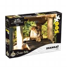 Casse-tête 500mcx - Shangai le Lion
