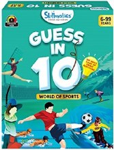 Guess in 10 - World of Sports