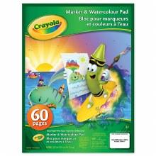 Blocs pour marqueurs et couleurs à eau
