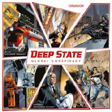 Deep State - Global Conspiracy ext. (Ang.)