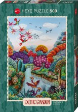 Casse-tête 500 mcx - Plant Paradise